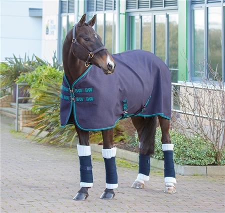 Bridleway Waffle Cooler Sheet  - Click to view a larger image