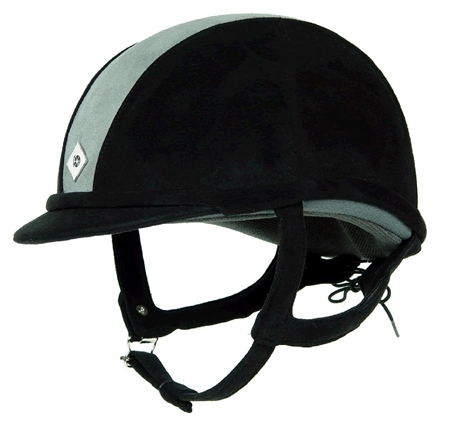 Charles Owen GR8 Riding Helmet 6 7/8 Above  - Click to view a larger image
