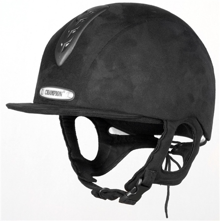 Champion Hats Champion Junior X-Air Ventilated Riding Hat  - Click to view a larger image