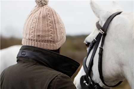 Dubarry Ireland Dubarry Keadue Knitted Hat  - Click to view a larger image