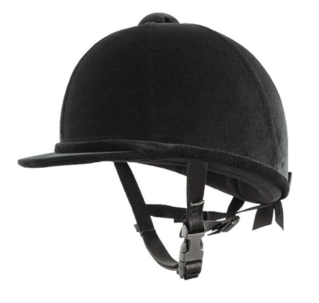 Charles Owen Young Riders Hat  - Click to view a larger image
