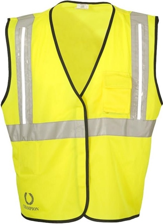 Champion Hi Vis Tabard  - Click to view a larger image