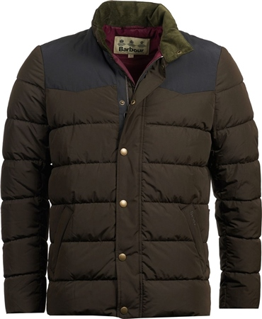 Barbour Stevenson Quilted Jacket  - Click to view a larger image