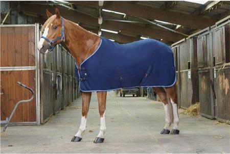 Ekkia Riding World Fleece Rug  - Click to view a larger image