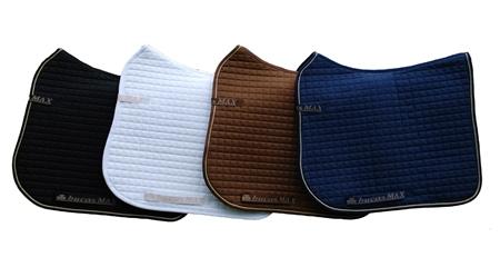 Bucas Max Saddlepad, Dressage  - Click to view a larger image