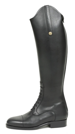 Brogini Dressage Boot With Zip  - Click to view a larger image