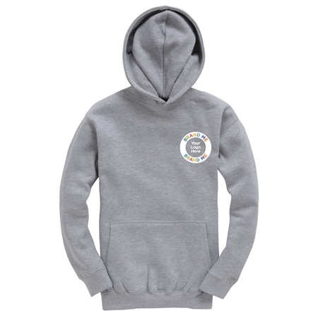 Cottonridge Kids Personalised Premium Hoody  - Click to view a larger image
