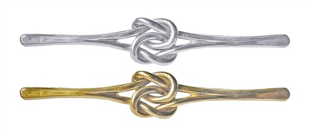 Equetech Knot Stock Pin  - Click to view a larger image