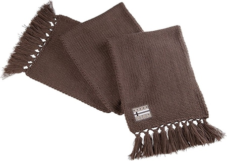 Equi Theme CSI 5 Knitted Scarf  - Click to view a larger image