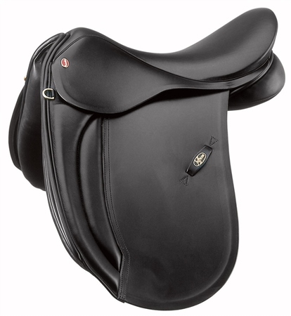 E Jeffries Jeffries Stamford Working Hunter Saddle  - Click to view a larger image