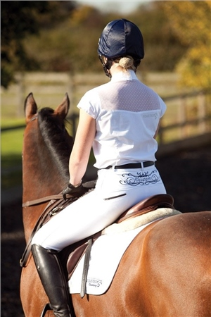Equetech Lacie Competition Shirt  - Click to view a larger image