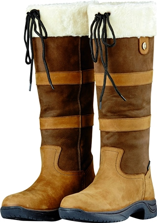 Dublin Eskimo II Boots - Wide Fit  - Click to view a larger image