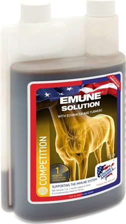 Equine America Emune Solution  - Click to view a larger image