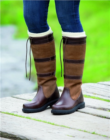 Moretta Shires Moretta Teo Long Boots  - Click to view a larger image