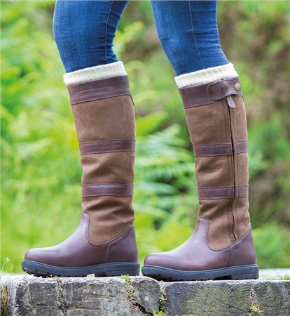 Moretta Nella Country Boots  - Click to view a larger image