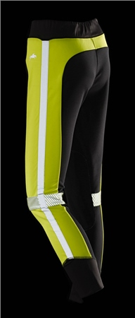 Harry Hall Hi Viz Womens Breeches  - Click to view a larger image