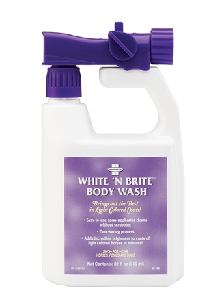 Farnam White N Brite Shampoo  - Click to view a larger image
