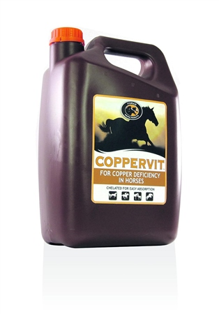 Foran Coppervit 1 ltr  - Click to view a larger image
