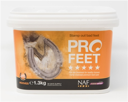 NAF Pro Feet  - Click to view a larger image
