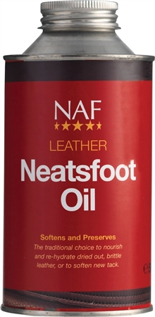 NAF Leather Neatsfoot Oil  - Click to view a larger image