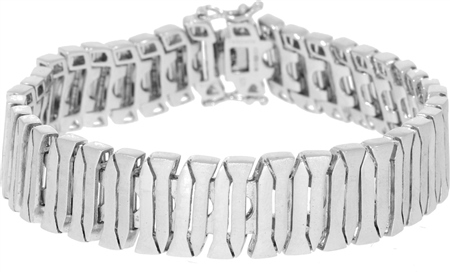Falabella Farrier Nail Bracelet  - Click to view a larger image