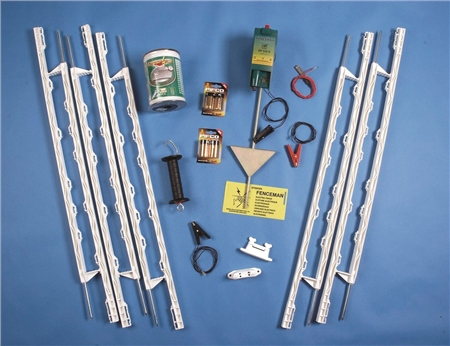 Fenceman Horse Starter Kit  - Click to view a larger image