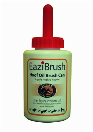 Foran Eazibrush Hoof Oil 400ml  - Click to view a larger image
