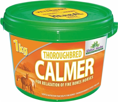 Global Herbs ThoroughBred Calmer  - Click to view a larger image
