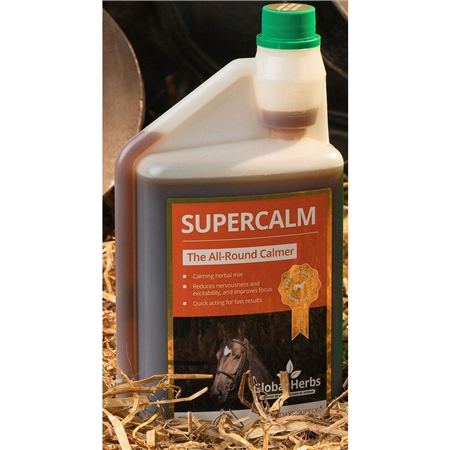 Global Herbs SuperCalm Liquid  - Click to view a larger image