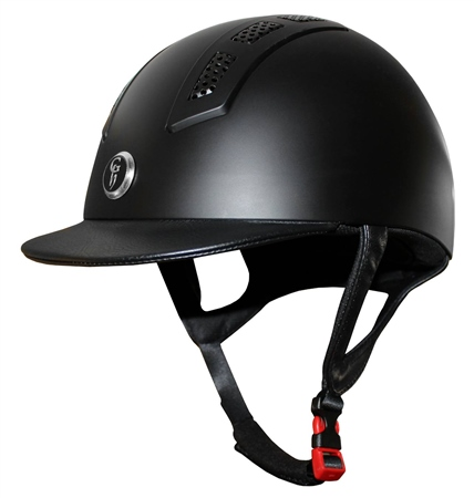 Gatehouse Chelsea Air Flow Pro Matt Riding Hat  - Click to view a larger image