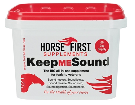 Horse First Keep Me Sound  - Click to view a larger image