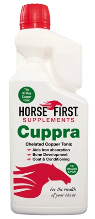Horse First Cuppra  - Click to view a larger image