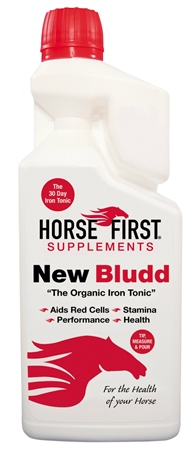Horse First New Bludd  - Click to view a larger image