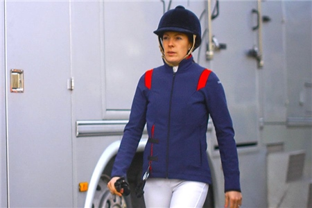 Helite Air Softshell Blouson Jacket  - Click to view a larger image