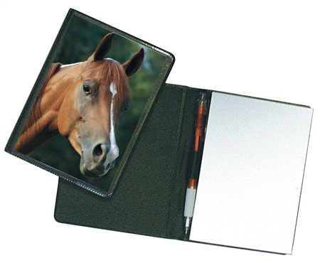 Grays Gifts Photo Notebook and Pen  - Click to view a larger image