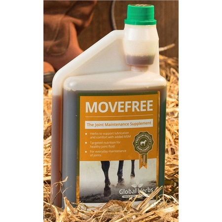 Global Herbs MoveFree Liquid  - Click to view a larger image