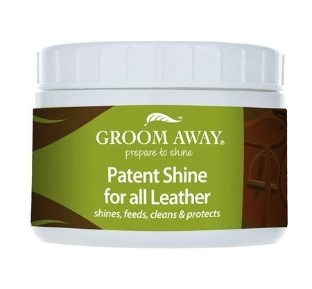 Groom Away Patent Shine Of All Leather  - Click to view a larger image