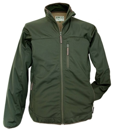 Hoggs of Fife Field Pro Mens Softshell Jacket  - Click to view a larger image