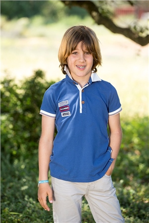 Horseware Clothing New Horseware Boys Pique Polo  - Click to view a larger image