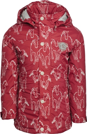 Horseware Clothing Horseware Kids Horseprint Jacket  - Click to view a larger image