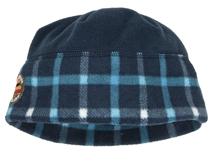 Horseware Clothing Newmarket Kids Stripe Fleece Hat  - Click to view a larger image