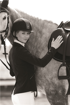 Horseware Clothing Horseware Ladies Competition Jacket  - Click to view a larger image