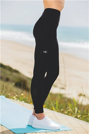 Horseware Clothing Horseware Ladies Riding Tights  - Click to view a larger image
