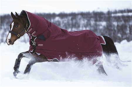 Horseware Rambo All-In-One Heavy Turnout 400g  - Click to view a larger image