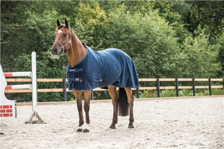 Horze Supreme Avalanche Pro Fleece Rug  - Click to view a larger image