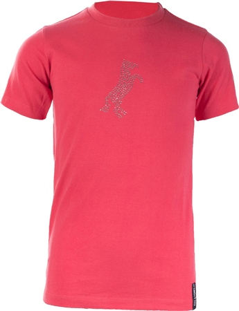 Horze Kids and Ponies Lori T Shirt  - Click to view a larger image