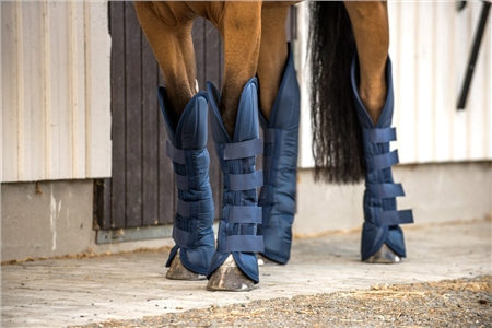 Horze Spirit Shipping Boots  - Click to view a larger image