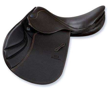 Stubben Portos De Luxe Saddle  - Click to view a larger image