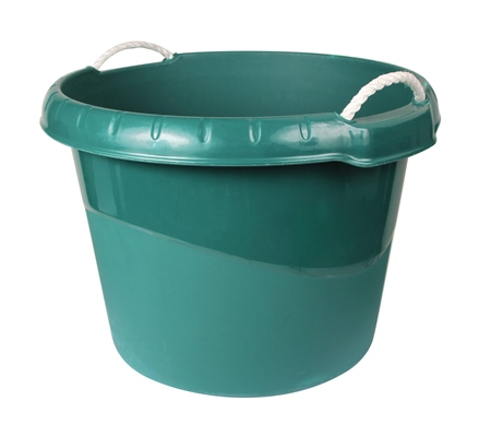 Stockshop Water/Feed/Manure Tub 45 Litre  - Click to view a larger image