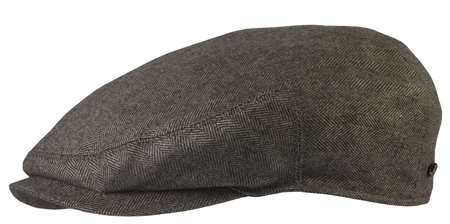 Stetson Hats Stetson Bandera Wool Cashmere Sportscap  - Click to view a larger image
